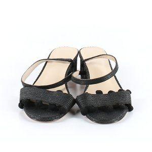 Black RAYE X House of Harlow 1960 April Sandals